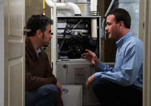 Finding Out the Age of Your Furnace
