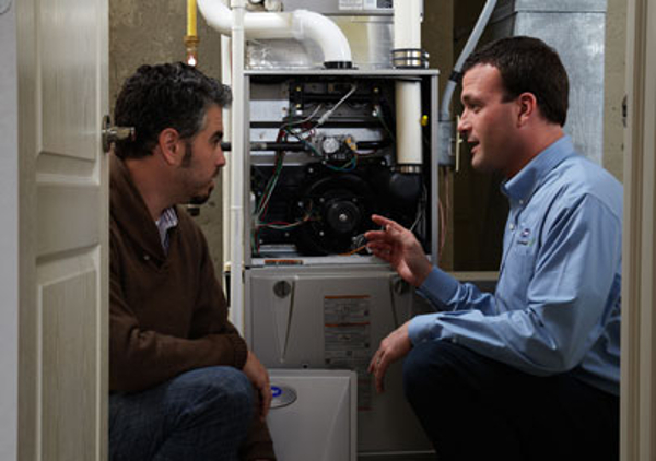 Furnace Installation Service in Clarksville