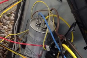 Air Conditioning Capacitor